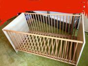Kinderbett höhenverstellbar