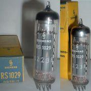 RS1029 Zweifach-Strahlbündel-Endröhre UKW Senderöhre v