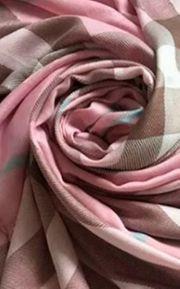 Burberry Damen Schal Rosa 100