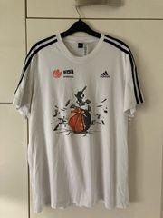 Herren T-Shirt Größe L Basketball