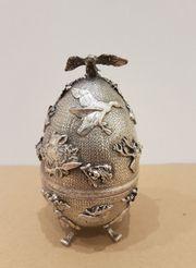 Antike Russisches 84 Silber Ei