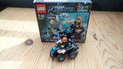 Lego Ultra Agents 70160 neuwertig