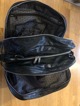 Bild 4 - Wickeltasche Multizip Bag schwarz - Speyer