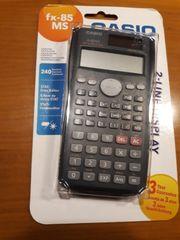 Wissenschaftlicher Taschenrechner Schulrechner