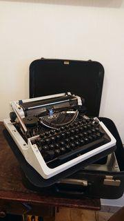 Schreibmaschine Retro