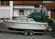 Boot Kajütboot Motorboot
