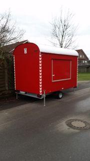 Foodtruck Verkaufswagen Bauwagen ganz neu