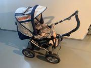 Babywelt Kinderwagen Buggy