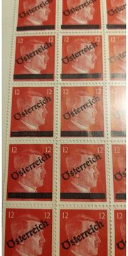 3 tes reich Briefe Briefmarken