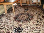 40 Jahre alten Isfahan Teppich