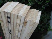 Tischlerplatten Bretter - Leisten
