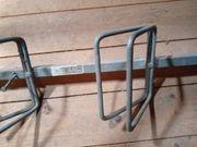 Fahrradständer für 9 Fahrräder Wandmontage