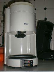Braun Filterkaffeemaschine