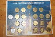 Sammelmünzen Die Eroberung des Himmels