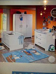 Paidi Fiona Babyzimmer Kinderzimmer Bett