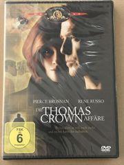 Die Thomas Crown Affäre DVD