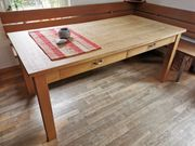 Tisch Buche furniert