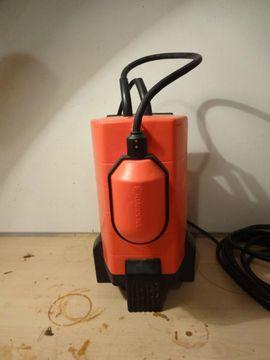 Schmutzwasserpumpe: Kleinanzeigen aus St Leon-Rot St Leon - Rubrik Geräte, Maschinen