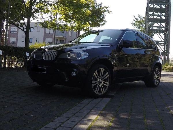 BMW X5 xDrive40d M Paket
