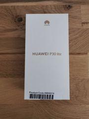 Huawei P30 lite 128GB Schwarz