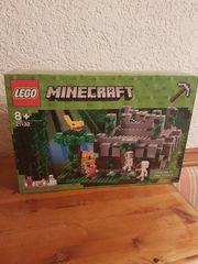 Lego 21132 Minecraft Dschungeltempel
