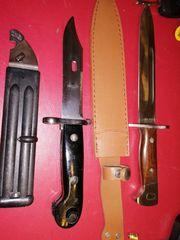 AK 47 Baronett und orig