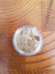 Goldmünze 10 Euro 2009 Niederlande