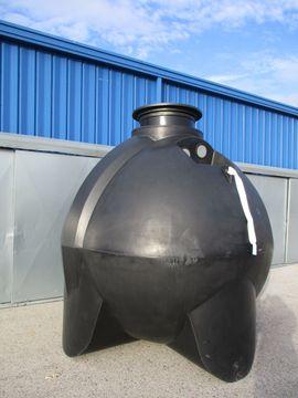Sonstiges für den Garten, Balkon, Terrasse - AKTION - Regenwassertank NEMO 4000 Liter