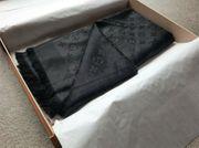 Louis Vuitton Schal Denim Tuch