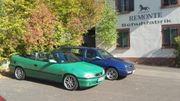 Astra Cabrio Motor frisch revidiert