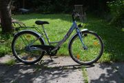 Fahrrad Mädchen 24