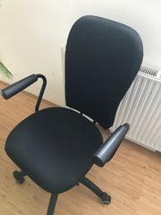 Ikea Bürostuhl - schwarz wenig genutzt