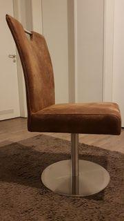 4 Stühle Ess- Wohnzimmer