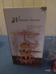 Weihnachtspyramide NEU