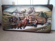 Relief - Wandbild Patrick Demetz Deur