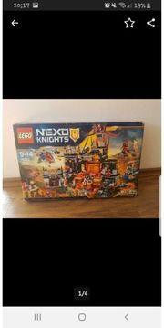 Verkaufe schönes großes Nexo Knights