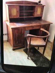 Ca 100 Jahre alter Schreibtisch