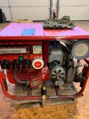 Bosch Stromageregat 5KVA mit Sachs