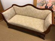 Biedermeier Sofa Sitzbank antik neu
