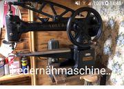 Ledernähmaschine Adler 30 1