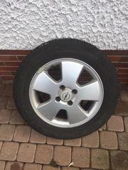 Alufelgen mit Reifen Opel Astra
