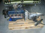 Ford 289 V8 Motor mit