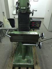 Fräsmaschine Friedrich Deckel FP1