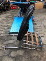 Honda CB450K SissyBar Gepäckträger