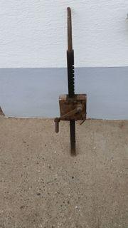 Maschine oder Gerät aus Metall