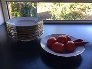Suppenteller Salatteller Obst- Gemüseteller - 10 Stück
