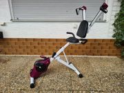 Heimtrainer Styletics X-Bike Pro