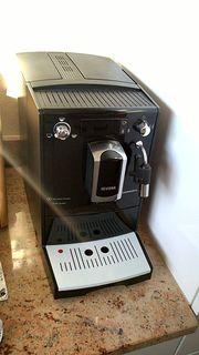 Kaffeevollautomat nie benutzt