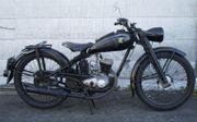 Suche alte Motorräder Mopeds Mofas