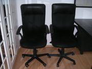 2 Chefsessel Bürostühle Schreibtischstühle auch